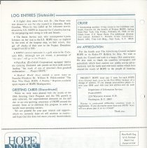 Image of Hope News Vol 5, No 3/1967  Page 6