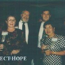 Image of Unk, Kathleen Cole, Wally Chipman, Bill Walsh, Jr, Naomi Nakashima 1993