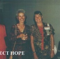 Image of Unknown at the 1993 reunion in Albuquerque.