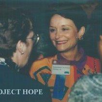 Image of Paulette Mashara at the 1993 reunion in Albuquerque.