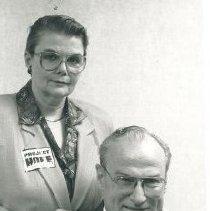 Image of Leon Benschoter and Reba Benschoter