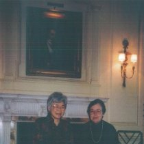 Image of Naomi Nakashima and Judy Berner