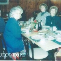 Image of Lee Olive Harrison, Marcia Petrini, unk, Leslie Mancuso, unk, and PauletteM