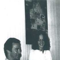 Image of John Wilhelm and Barbara Roser in Maceio