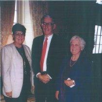 Image of Joanne Jene, Hal Royaltey and Alice Royaltey