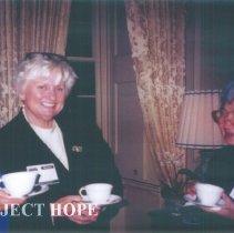 Image of Karen Majaro, Nancy Savage and Naomi Nakashima