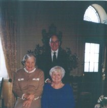 Image of Eunice Childs, Al Childs and Nancy Savage