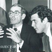 Image of Hal Royaltey and Bill Walsh, Jr