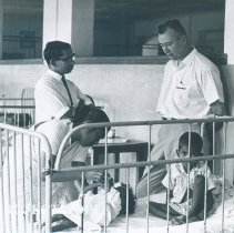 Image of Unknown in Kandy General Hospital in Ceylon.