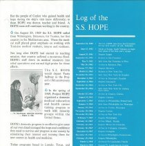 Image of HOPE News vol 8 No 2/1970 Special Rpt Pg 11