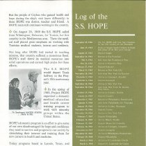 Image of HOPE News vol 8 No 2/1970 Pg 3
