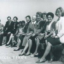 Image of HOPE team in Peru.