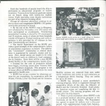 Image of HOPE NEWS Vol. 9, No. 2 / 1971 Page 2