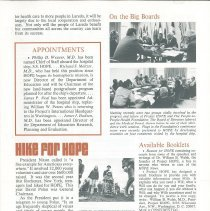 Image of HOPE NEWS Vol. 9, No. 2 / 1971 Page 7