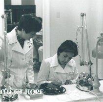 Image of Linda Porter HOPE Dental Edicatpr at EPCC in 1970