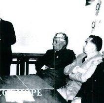 Image of Enrique Leon, Director of Project HOPE x-ray course in Cuenca, Ecuador 1965
