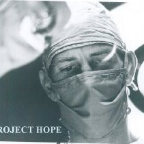 Image of HOPE surgeon on the SS HOPE in Quayaquil, Ecuador 1963.