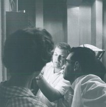 Image of Unknown Dentist on the SS HOPE in Guayaquil, Ecuador 1963.