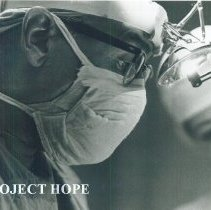 Image of Unknown HOPE Surgeon on the SS HOPE in Guayaquil, Ecuador 1963.