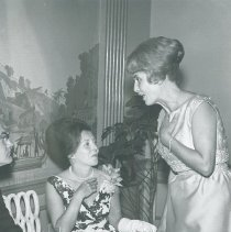 Image of Mrs William B Walsh at 1964 HOPE Ball.