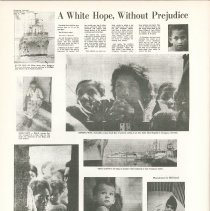 Image of White HOPE, Without Prejudice
