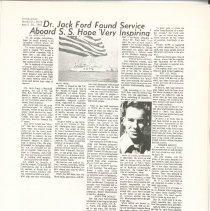 Image of Dr. Jack Ford
