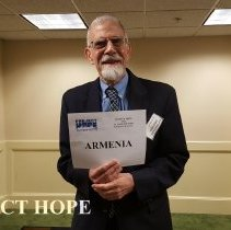 Image of Armenia Alumni George Kevorkian at 2016 HOPE Alumni reunion in Washington