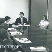 Image of John Walsh in Poland with Project HOPE.