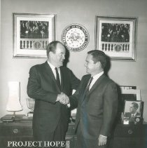 Image of Vice President Hubert Humphrey