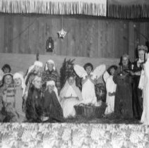 Image of Nativity Presentation at Irvine's Landing Hall