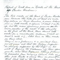 Image of John Wray letter to Mr. McHugh p3