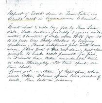 Image of John Wray letter to Mr. McHugh p4