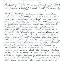 Image of John Wray letter to Mr. McHugh p6