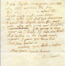 Image of Copy of Hllow Fiddelback letter p5