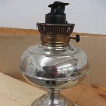 Image of Bill Sinclair's kerosene lamp