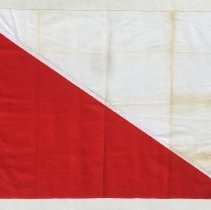 Image of Anglo-British Columbia Packing Company (ABC) flag