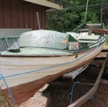 Image of 2015.16.1 - Boat