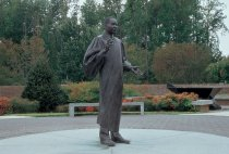Image of Martin Luther King, Jr. statue