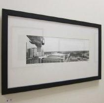 Image of Van De Zande, Doug - View from L Building Crane, January 2008