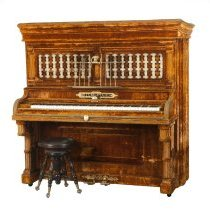 Image of 2010.008.001 - Piano, Upright