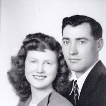 Image of Ralph and Shirley Tripp wedding photo