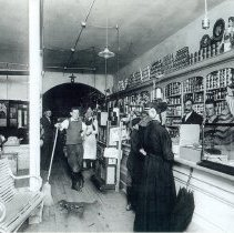 Image of Interior Koenig's Merchantile, c. 1920s