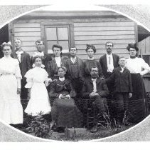 Image of Tripp family