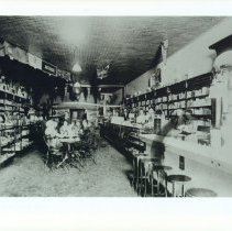 Image of Foss Drug, interior