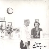 Image of Public Service Co. in Golden with Evelyn Coolbaugh