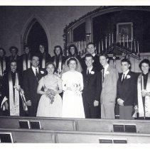 Image of Howe Coolbaugh Wedding