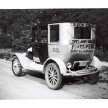 Image of Mel Coolbaugh's Model T