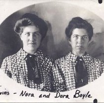 Image of Nora and Dora Boyle