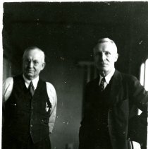 Image of Harold W. Ryland and Adolph Coors Jr.