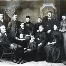 Image of Group of eleven